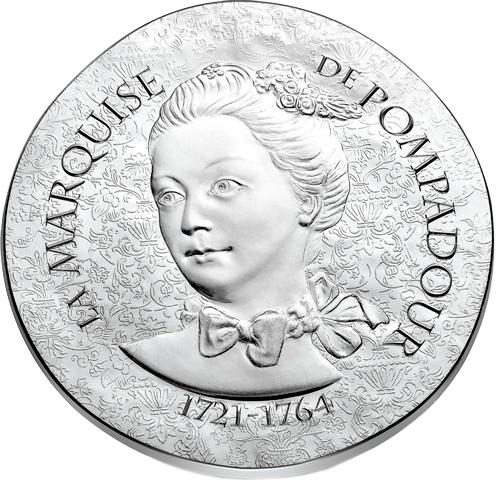 Frankreich,-10-Ôé¼,-Pompadour,-Rv.