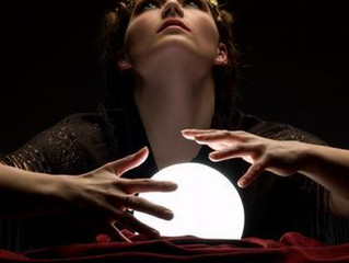 What does Clairvoyant or Psychic mean?