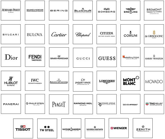 Diamonds International Watch brands