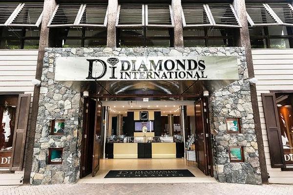 Diamonds International St. Maarten