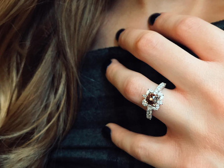 Why do we wear wedding rings on our left-hand?