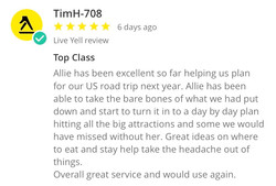 Our 5-Star Rating