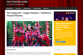 The Happy Elf – Argyle Theatre – Children's Theatre Review