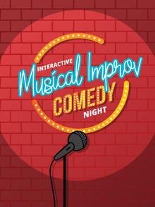 Interactive Musical Comedy Improv Night