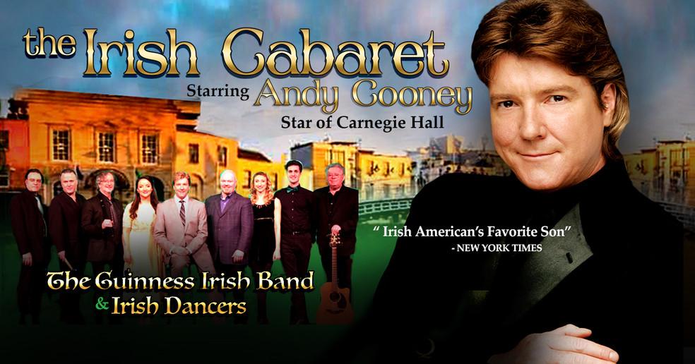 Andy Cooney and his Irish Cabaret