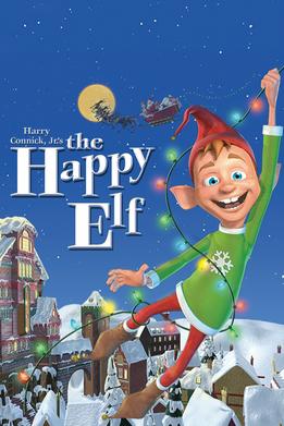Harry Connick Jr's the Happy Elf