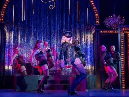 Photos: First Look at CABARET at The Argyle Theatre