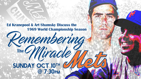 Remembering The Miracle Mets