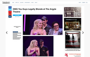 OMG You Guys Legally Blonde at The Argyle Theatre