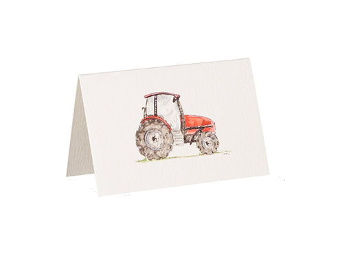 Tractor Boxed Mini Gift Cards
