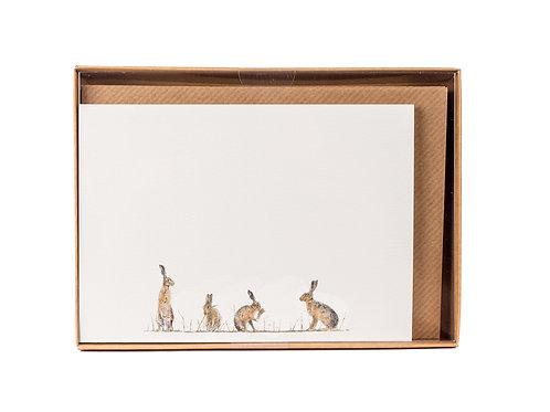 Hare Correspondence Postcards