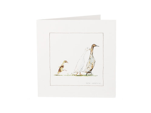 New Arrival/baby Card