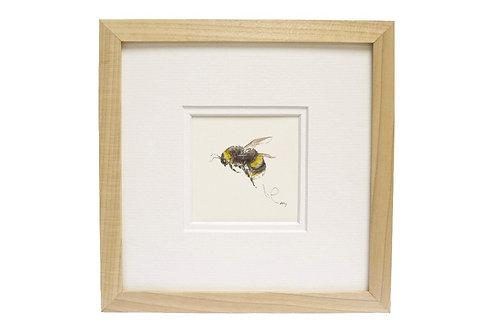 'Batchelor Bee' Print