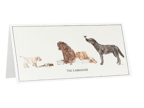 The Labrador Card