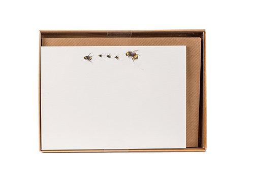 Bumblebees Correspondence Postcards