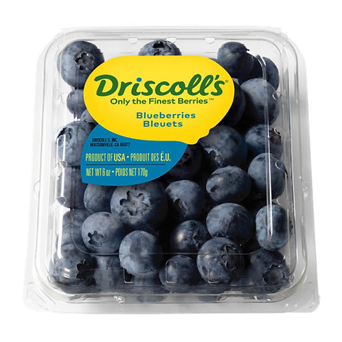 Driscoll's Blueberries 6z