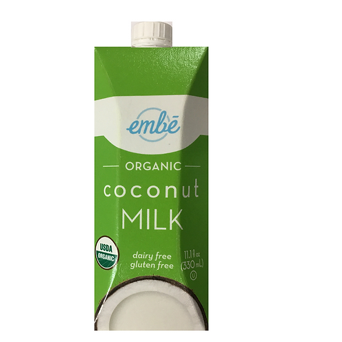 embe Organic Coconut Milk 11z