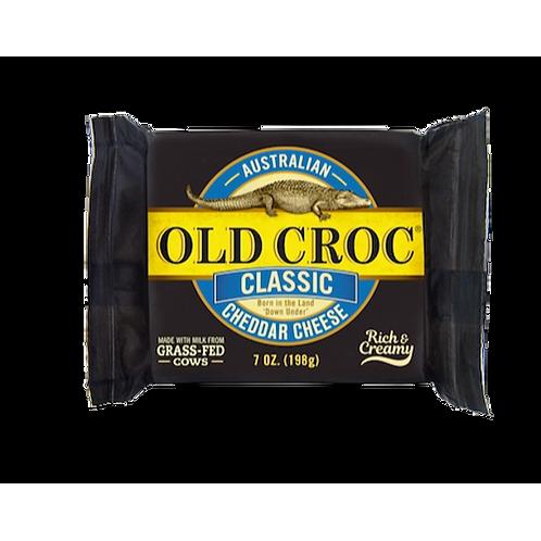 Old Croc Classic Cheddar, 7oz