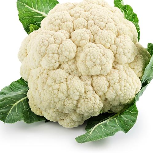 Organic cauliflower 1ea
