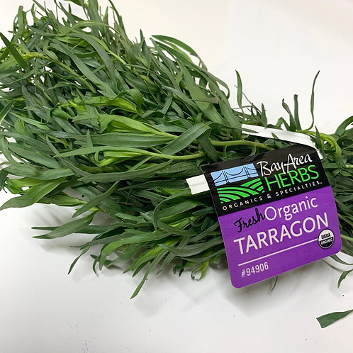 Organic Tarragon 1 bunch (USA )