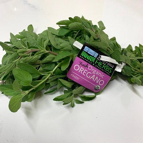 Organic oregano (USA)
