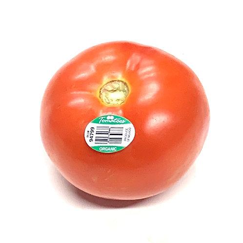 Organic round tomatoes **1ea