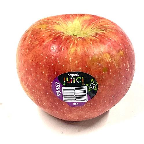 """Organic """"Juici"""" apple *1ea"""