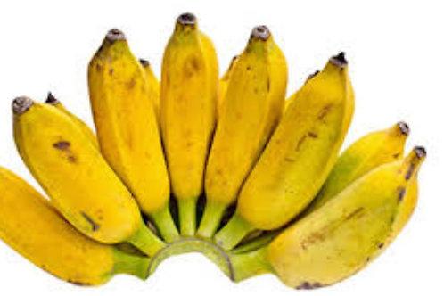 Thai banana, appx 1.5lbs