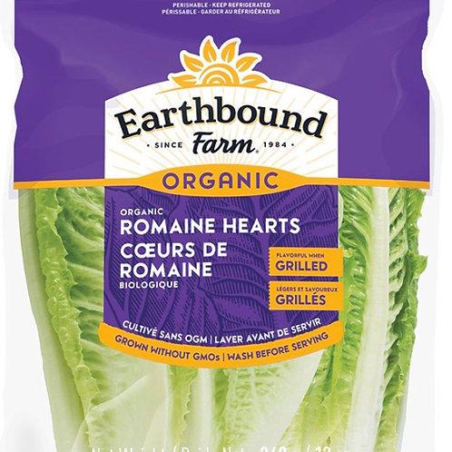 Organic Romaine Hearts (USA), 3-pk