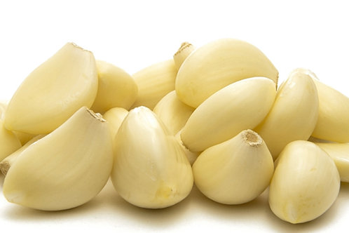 Peeled garlic 1/2 lb.
