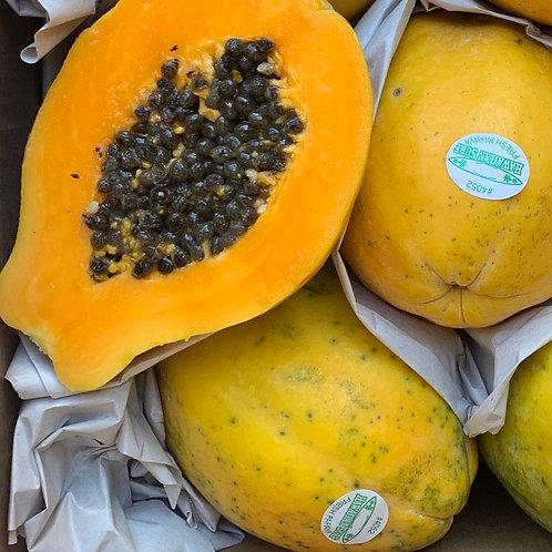 Hawaiian papaya 1 ea