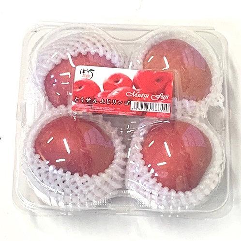 Chinese Fuji Apples 4pk