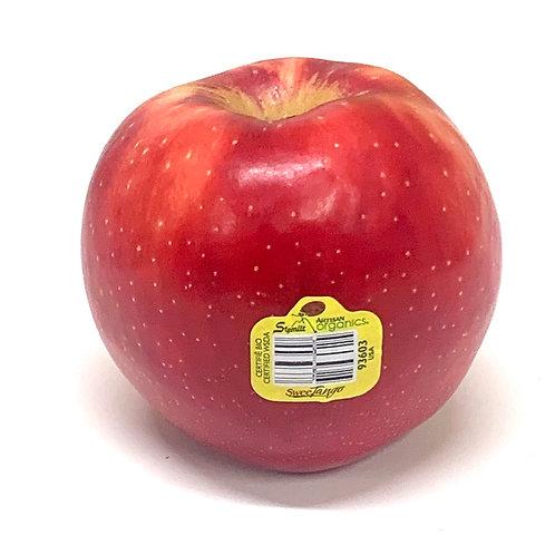 Organic sweet tango apple 1ea
