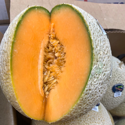 Cantaloupe Locally-Grown) 1ea