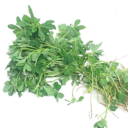 Methi Leaves  1 bunch