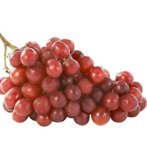 Red Seedless Grapes, 2 Lbs.