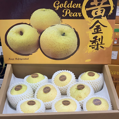 Golden Pears 9ct Gift Box