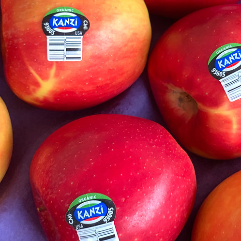 Organic Kanzi Apples 1ea