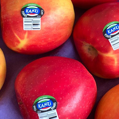 Organic Kanzi Apples 2 pcs