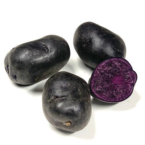 Purple potatoes- medium 1lb.