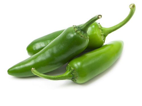 Jalapeño peppers  1/2lb