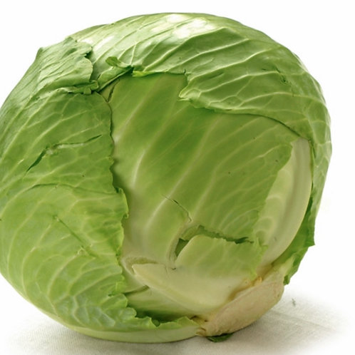Green cabbage 1 ea. 2-3lbs