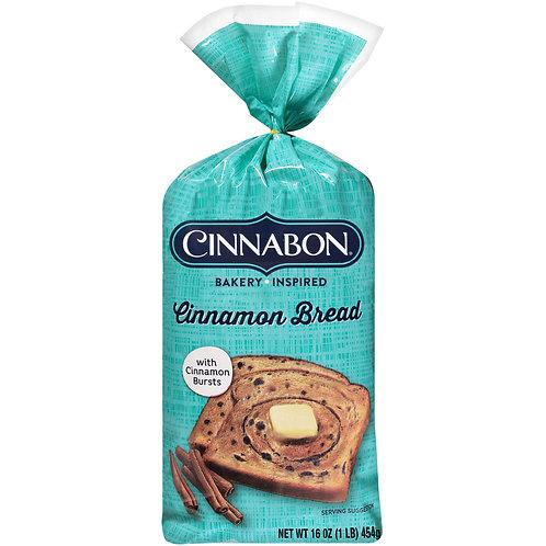 Cinnabon Cinnamon Bread 16 oz. Bag