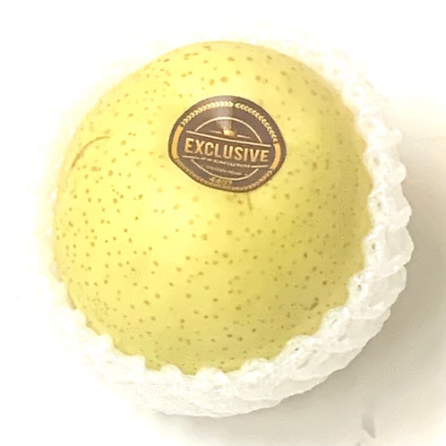 Golden pear 1ea. Large