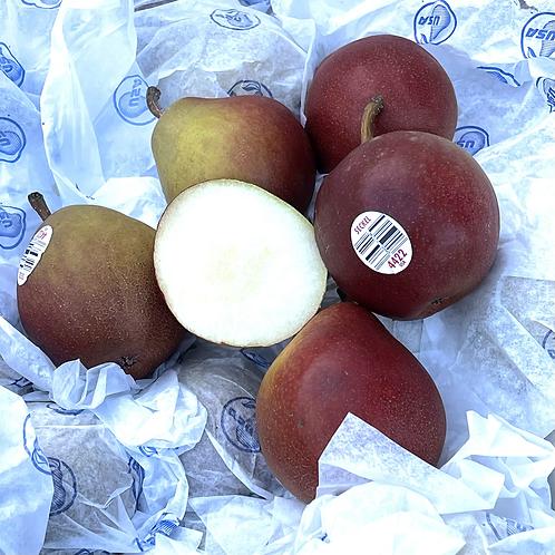 Honey Seckel Pears 1lb.