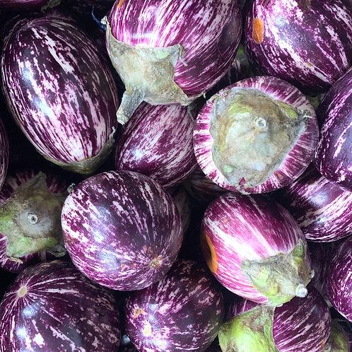 Graffiti Eggplants 1lb (USA )
