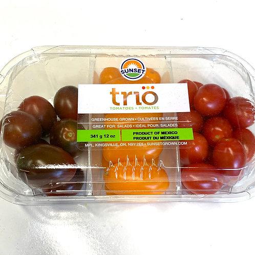 Trio tomatoes 12z (Mx)