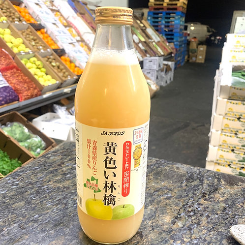 All Natural Japanese Apple Juice 1000ml