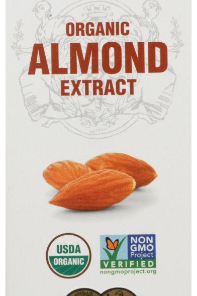 Watkins Organic Almond Extract 2z