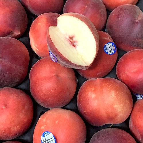 White peach 1 ea large  (USA)